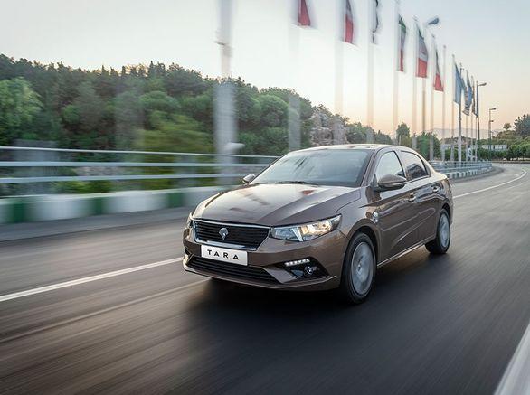 قیمت کارخانه محصولات ایران خودرو در مهر 1400 + جدول