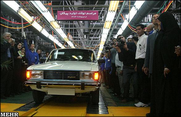 ایران خودرو ؛ از برادران خیامی تا فرشاد مقیمی
