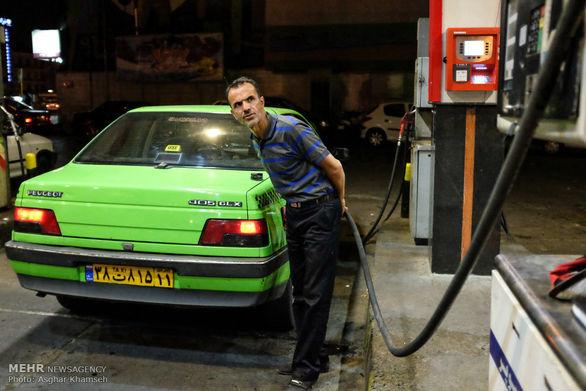 زمان واریز اولین مرحله کمک هزینه بنزین تاکسی های اینترنتی
