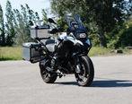 موتورسیکلت خودران دیده اید +  عکس