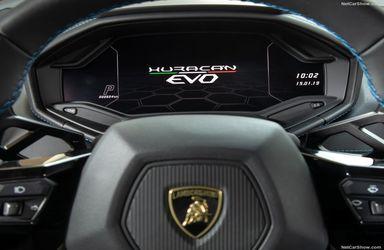 لامبورگینی هوراکان EVO مدل 2019