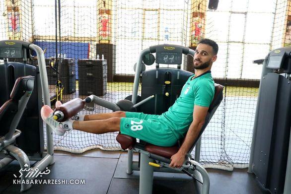 راز تفاوت شماره پیراهن احمد نوراللهی در پرسپولیس و تیم ملی