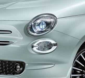 مدل جدید خودرو فیات 500 را ببینید