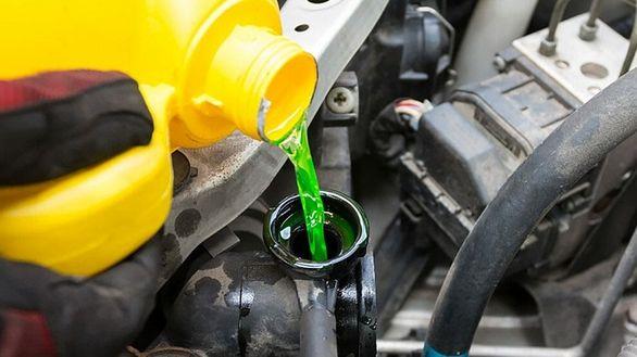 قیمت جدید انواع ضد یخ خودرو (آذر 98)