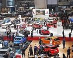 نمایشگاه خودرو ژنو در فضای مجازی