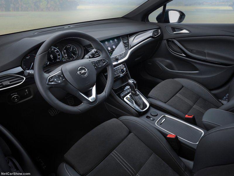 جدیدترین مدل خودرو اوپل آسترا را ببینید