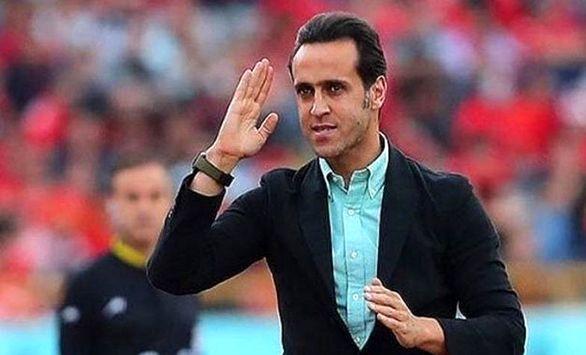 صحبت های متفاوت علی کریمی در آستانه انتخابات فدراسیون فوتبال