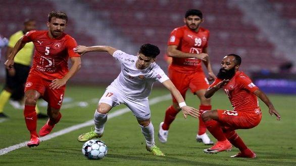 ستاره سابق پرسپولیس کیسه بوکس قطری ها / در قطر خوش میگذرد رفقا؟