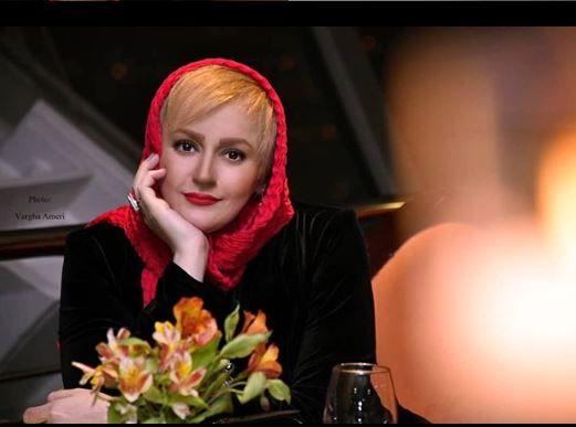 نعیمه نظام دوست از ابتلای خانم بازیگر معروف به کرونا خبر داد + عکس