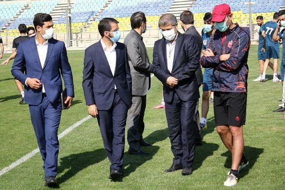 ماجرای بازگشت یحیی گل محمدی به تمرین پرسپولیس