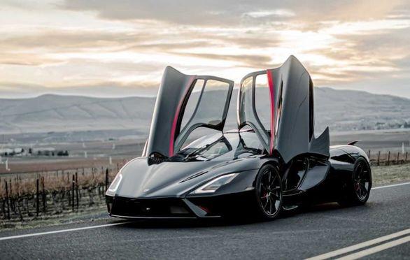 خودروهای سریع و خشن دنیا   تصاویر و قیمت