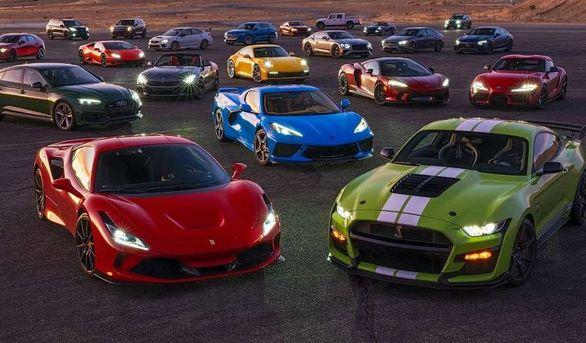 بهترین خودروهای 2020 به انتخاب AutomobileMag