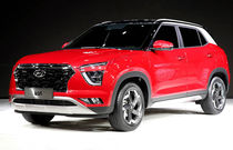 مدل جدید هیوندای ix25 رونمایی شد