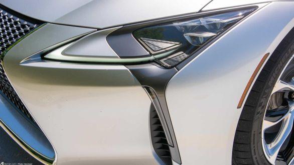 مدل جدید لکسوس LC500 روباز | زیباتر از گذشته