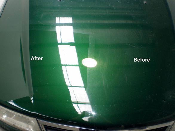روشهای تشخیص رنگ شدگی بدنه خودرو کارکرده