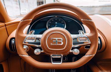 بوگاتی شیرون مدل 2021