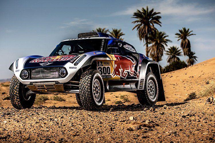Carlos Sainz MINI Rally Dakar 2019 / کارلوس ساینز مینی رالی داکار