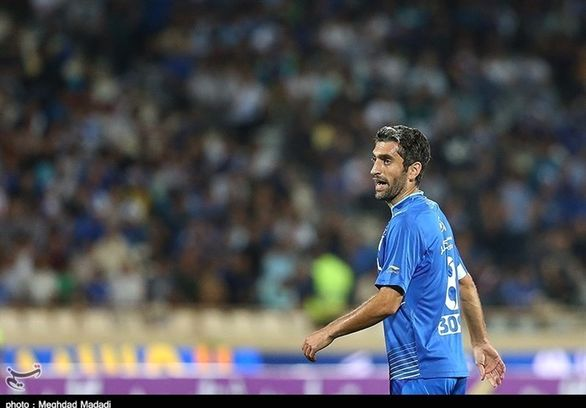 شماره 8 سابق استقلال به دنیای فوتبال برگشت (عکس)
