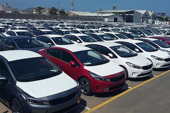 سیگنال جدید برای واردات خودرو