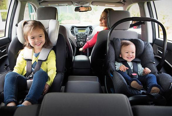 قیمت انواع صندلی ماشین کودک (تصاویر)