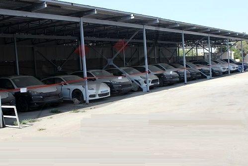 دپوی سه ساله ۱۰۰۰ دستگاه خودروی متروکه