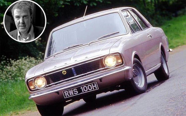 Jeremy Clarkson - Ford Cortina Mk2 1600E