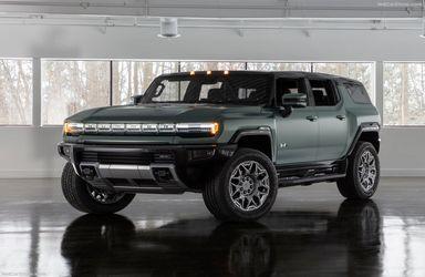 جی ام سی هامر SUV مدل 2024