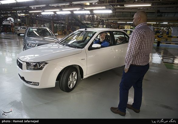 دنا 79 میلیون تومان شد / تغییرات قیمت خودروهای داخلی