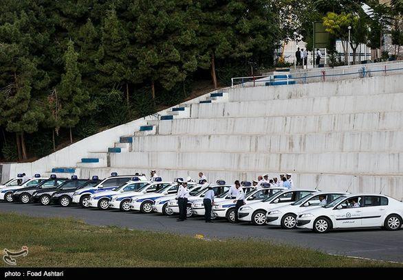 برخورد پلیس راهور با خودروهای دودزا از امروز
