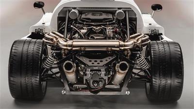 آلتیما RS سوپراسپرتی با پیشرانه شورولت