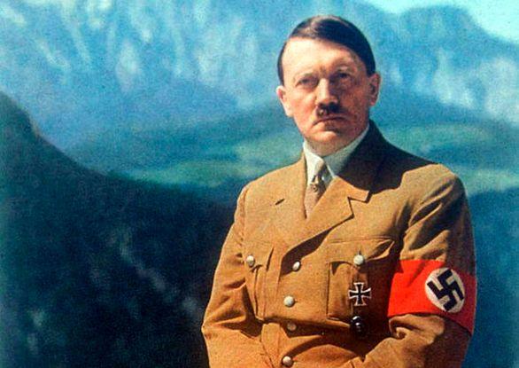 عکسی که هیتلر نمی خواست مردم ببینند + عکس