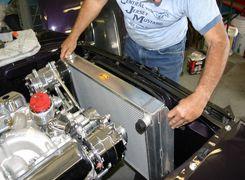 آموزش نگهداری از رادیاتور خودرو