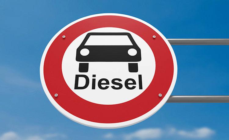 خودروی دیزل / diesel car