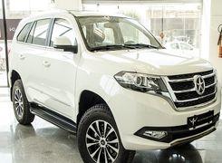 دایون Y9   چینی جدید بازار خودرو + مشخصات، آپشن و قیمت احتمالی