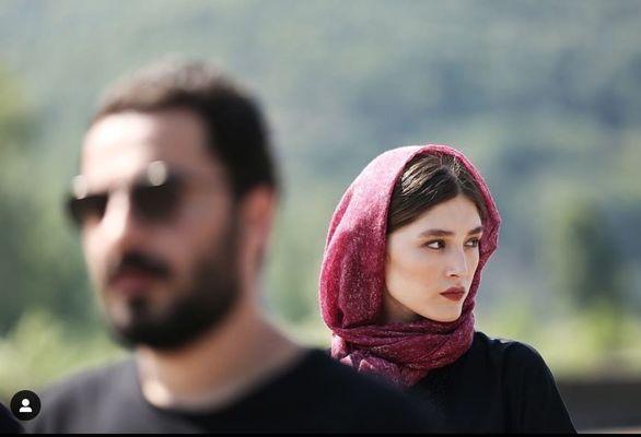 قصه عاشقانه نوید محمدزاده و فرشته حسینی به ازدواج رسید + عکس