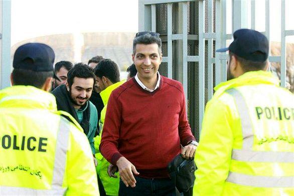 گزارشگر جدید شبکه 3 به جای فردوسی پور (عکس)