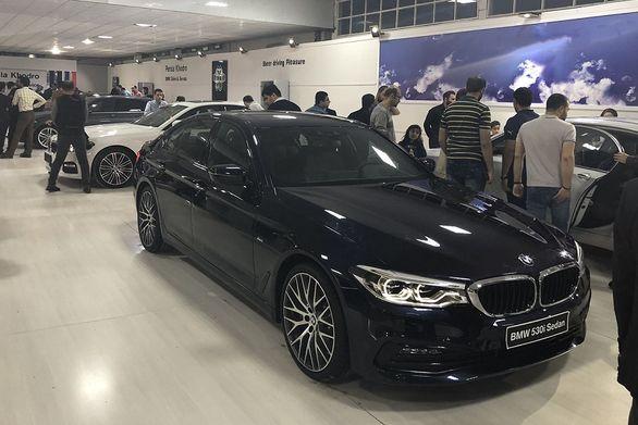 شرایط ویژه فروش MINI و BMW برای پزشکان