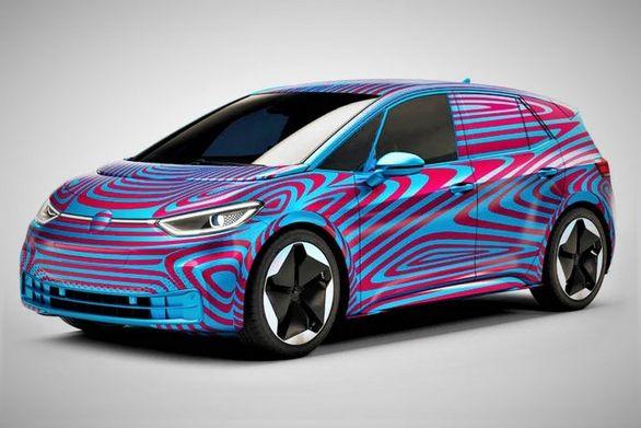 جاه طلبی فولکس واگن در دنیای خودروهای برقی