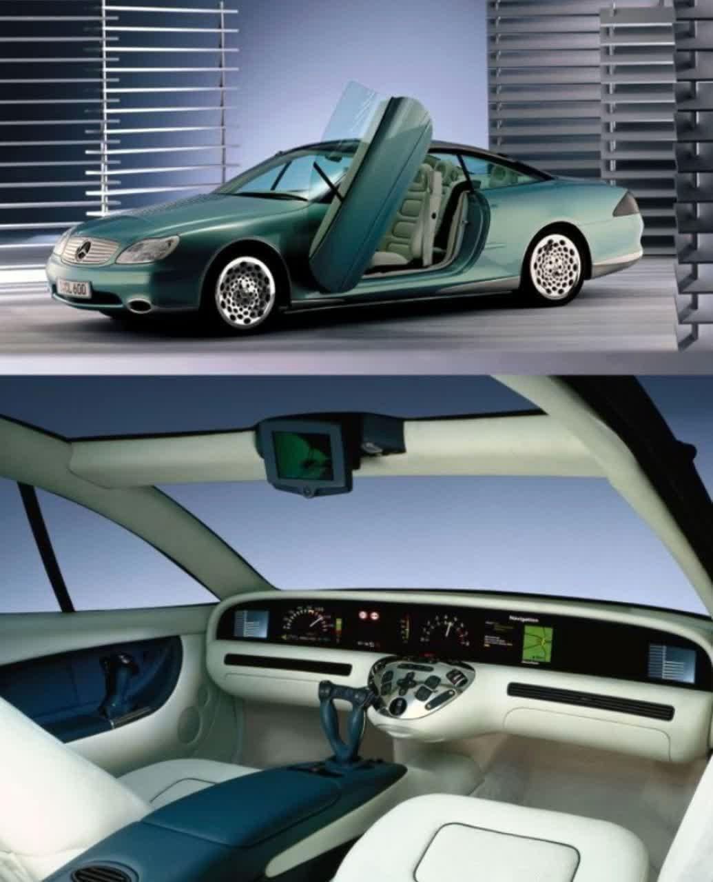 عجیب ترین طراحی های داخل اتومبیل