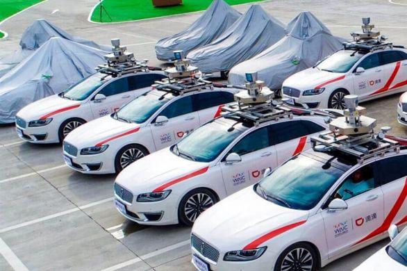 رقابت چین و آمریکا این بار بر سر تاکسی های خودران
