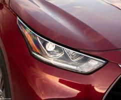 جدیدترین مدل خودرو تویوتا هایلندر را ببینید