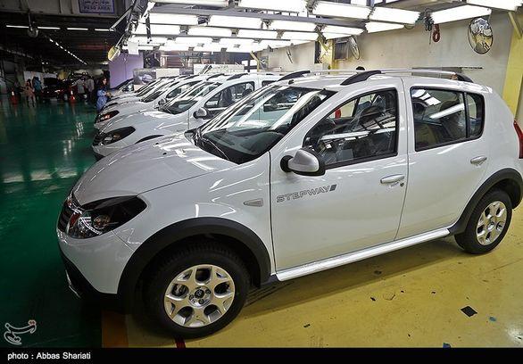 جهش شدید امروز قیمت ساندرو استپ وی در بازار خودرو
