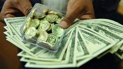 امروز در بازار ارز ، طلا و سکه چه گذشت؟ / قیمت ها کاهشی شد