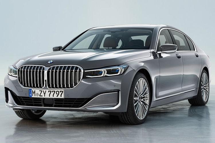 BMW 7 Series 2020 / بی ام و سری 7 مدل 2020
