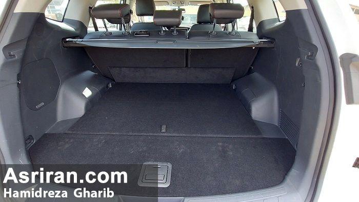 جزئیاتی از خودرو شاسی بلند جدید