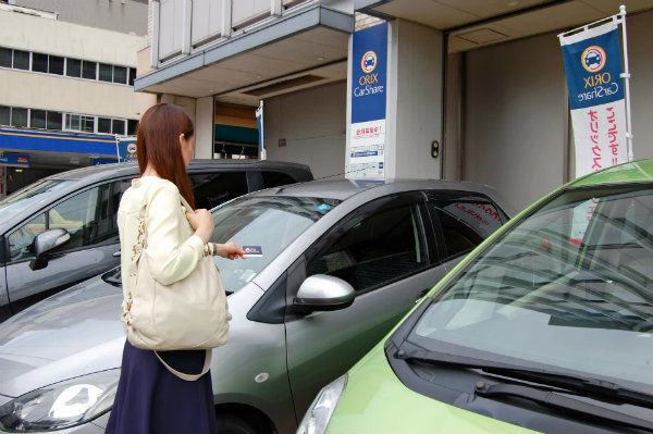 Why are people in Japan renting cars but not driving (3)