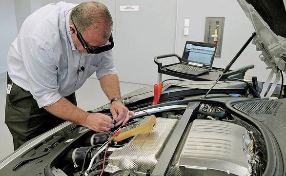 ابداع فناوری تعمیر خودرو از راه دور