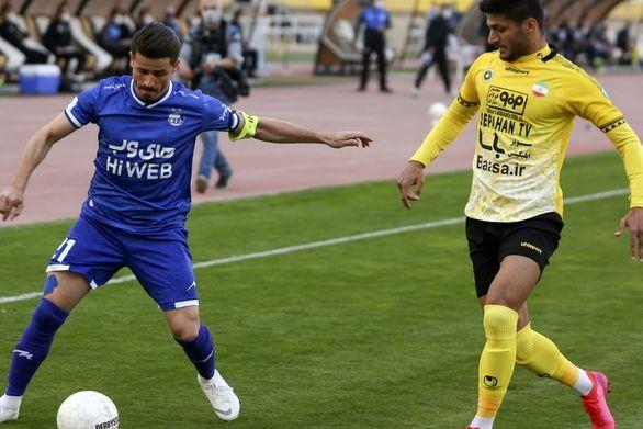 همه مقصران باخت استقلال در اصفهان