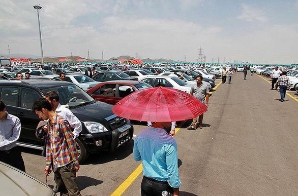 رونمایی از مدل جدید دلالی در بازار خودرو