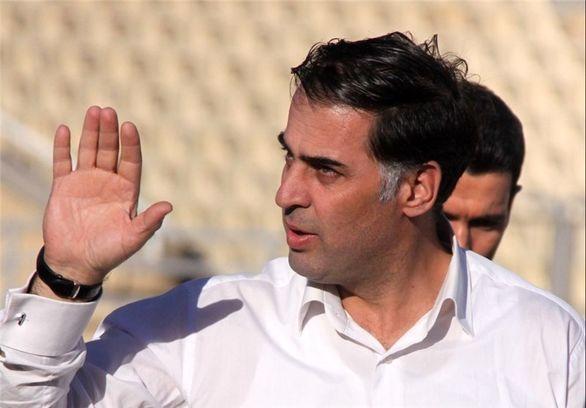 آذری خبر دفاعش از حق قهرمانی پرسپولیس را تکذیب کرد (عکس)